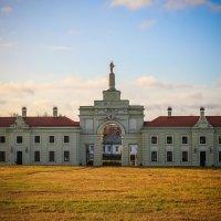 Ружанский дворец Сапег :: Екатерина Шиманская