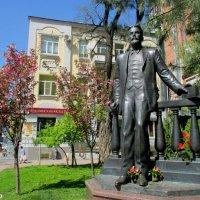 Антон Чехов и сакура :: Нина Бутко