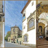 Вот такая церковь Сан-Жуан-ду-Суто - Иоана Крестителя :: ИРЭН@