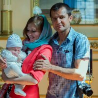 Крещение :: Оксана Жданова