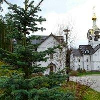 Православный комплекс в Катыни :: Милешкин Владимир Алексеевич