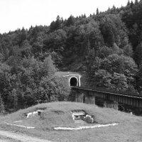 Железнодорожный   тунель   в   Яремче :: Андрей  Васильевич Коляскин
