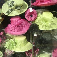Шляпки, шляпки...Лето! :: Марина Домосилецкая