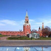Спасская башня :: ВЛАДИМИР