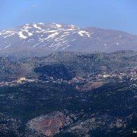 гора Хермон. :: Валерьян