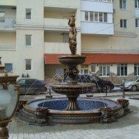 С открытием фонтанов! :: марина ковшова