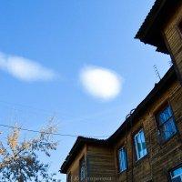 Восклицательное облако :: Юлия Красноперова