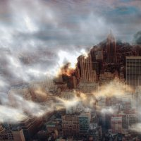 Призрачный город :: Анюта Золотых