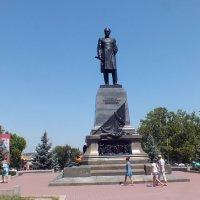 Памятник адмиралу Нахимову. Севастополь. Крым. Россия :: Валерий Подорожный