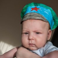 Мамин защитник :: Вадим Куликов