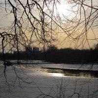 Весенний закат :: Дмитрий Никитин