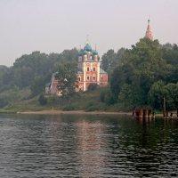 Казанский храм. Тутаев :: MILAV V