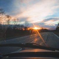 Дорога домой...№1 :: Арина