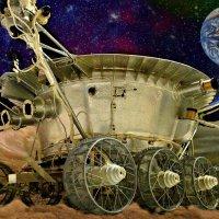 Лунный путешественник :: Кай-8 (Ярослав) Забелин