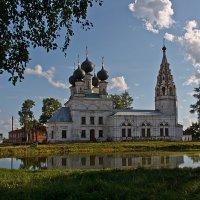Воскресенский храм. Сусанино. Костромская область :: MILAV V