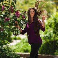 Сиреневая весна :: Алексей Латыш