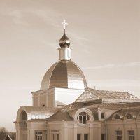 Храм Новомучеников и Исповедников Российских :: Marina Bernackaya Бернацкая