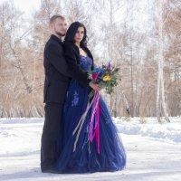 Настя и Дима :: ольга солнцева