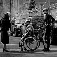 Жизнь среди колес :: ВАЛЕРИЙ