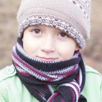 Мальчик с карими глазами :: Марина Кириллова