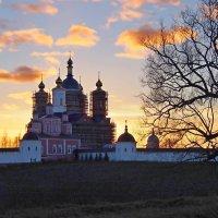 Свенский монастырь :: Дубовцев Евгений