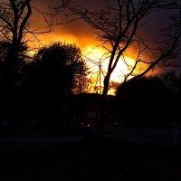 -все также пламенел закат... :: СветланаS ...