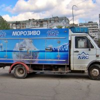 Для любителей мороженого :: Нина Корешкова