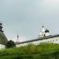 Саввино-Сторожевский монастырь. :: Владимир Безбородов