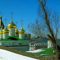 купола :: Наталья Сазонова