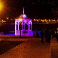 Ночью в парке :: Георгий Морозов