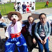 Празднование дня единства народов Казахстана :: Dmitriy Predybailo