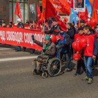 Вперед, к победе коммунизма!... :: Виктор Льготин