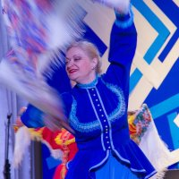 В вихре танца... :: Дмитрий Сиялов