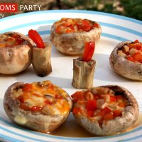 Mushrooms Party :: Эрик Делиев
