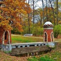 Осень у Красного(Турецкого)каскада... :: Sergey Gordoff
