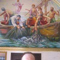 Притча Христа о неводе, закинутом в море :: Алекс Аро Аро