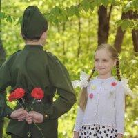 Подарок :: Ирина Короткая