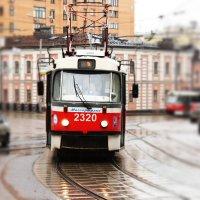 Трамвай семерочка :: Максим Чернов