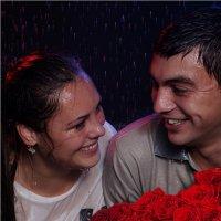 За неделю до свадьбы :: Артур Овсепян