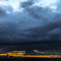 огромные облака :: Тот-Самый Санек