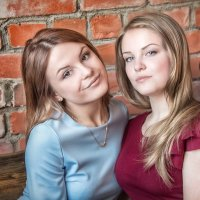 Вика и Таня :: Roman Sergeev