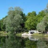 Май в Гатчине. :: Лариса (Phinikia) Двойникова