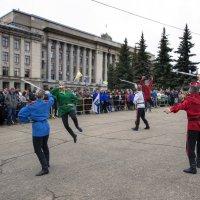 танцы на площади :: gribushko грибушко Николай