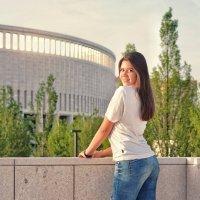Архитектурные изгибы :: Андрей Майоров