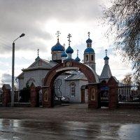 Никольский собор. Димитровград. Ульяновская область :: MILAV V