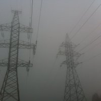 Два великана из белого тумана.. :: Светлана Сейбянова