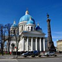 Из жизни Петербуга :: Натали Пам