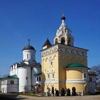 Свято-Благовещенский женский монастырь. Киржач. :: Юрий Шувалов