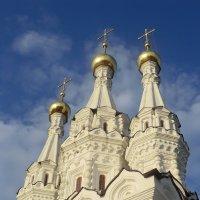 Вязьма. В монастыре... :: Владимир Павлов