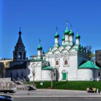 Церковь Симеона Столпника :: Анатолий Колосов